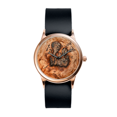 Diana Rose Brown Watch