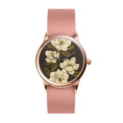 Magnolia Rose Watch