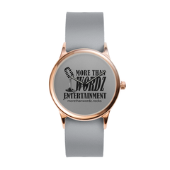 More Than Wordz Rose Watch