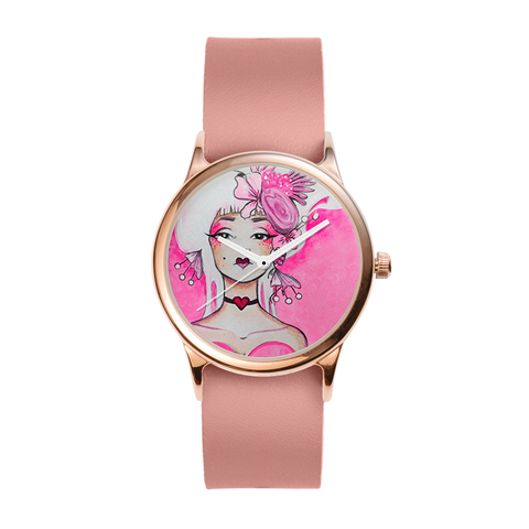 Princess Pearl Watch