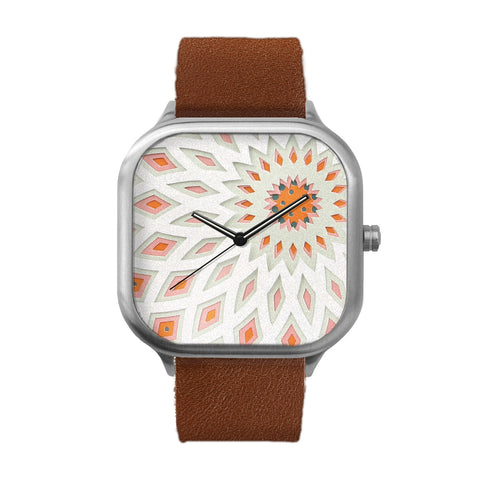 Citrus Stainless Steel Watch
