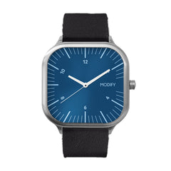Blue 3.0 Stainless Steel Watch
