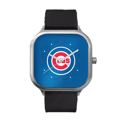 Chicago Cubs (2015) Stainless Steel Watch