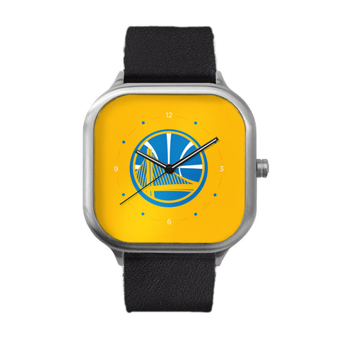 Golden State Warriors Stainless Steel Watch