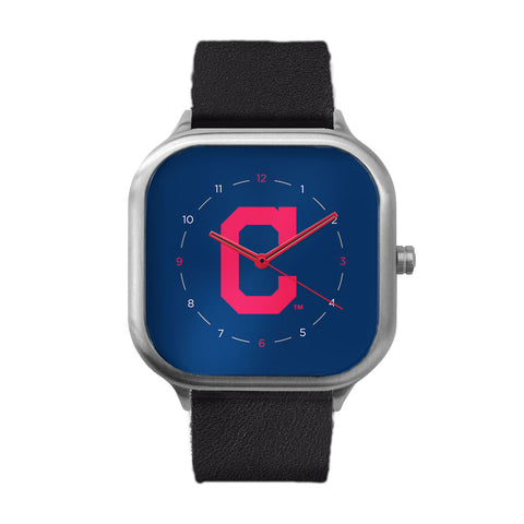 Cleveland Indians (2015) Stainless Steel Watch