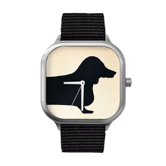 Dachshund Watch Stainless Steel Watch