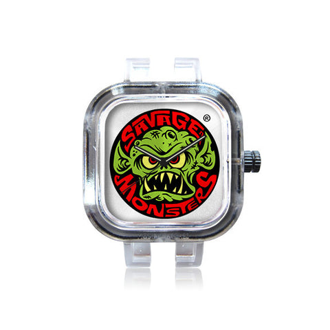 SavageMonsters Logo watch