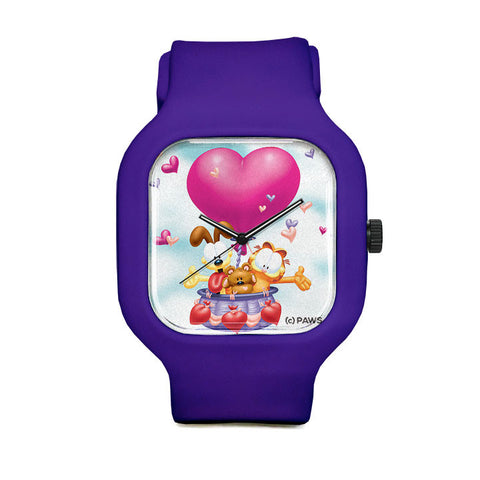 Garfield Balloon Ride Sport Watch
