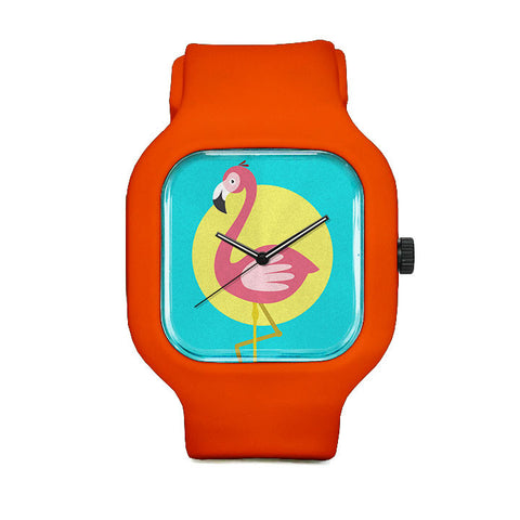 Flamingo Sport Watch