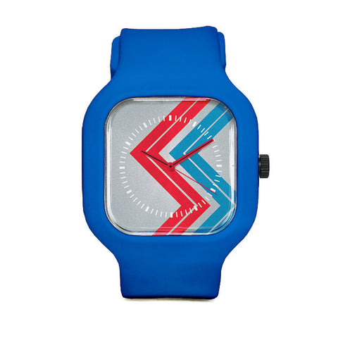 July 4th Chevron Sport Watch