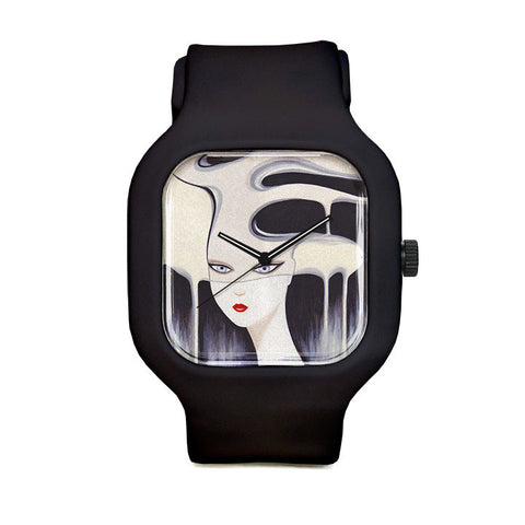 Carolina Seth Liquefy Sport Watch