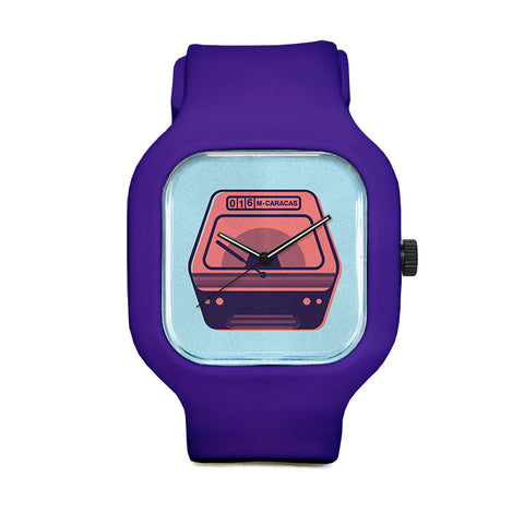 Icono del Metro Sport Watch