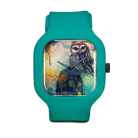 Painted Owl Sport Watch
