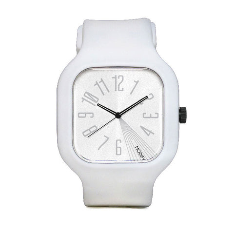 White Watch Sport Watch
