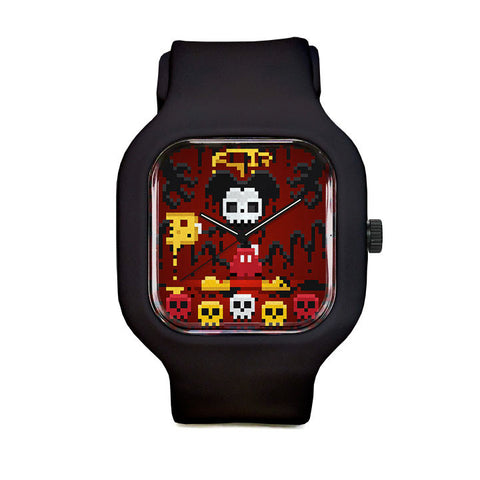 SkullToon MM Sport Watch