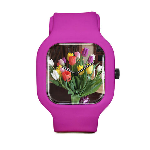 Tulips Sport Watch