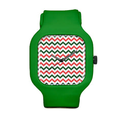Jingle ZigZags Sport Watch