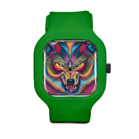 Wolf Spirit Sport Watch