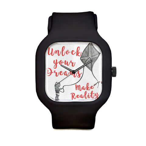 Estrella Nicolas Unlock Your Dreams Sport Watch