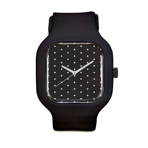 The holes in the Night Sport Watch