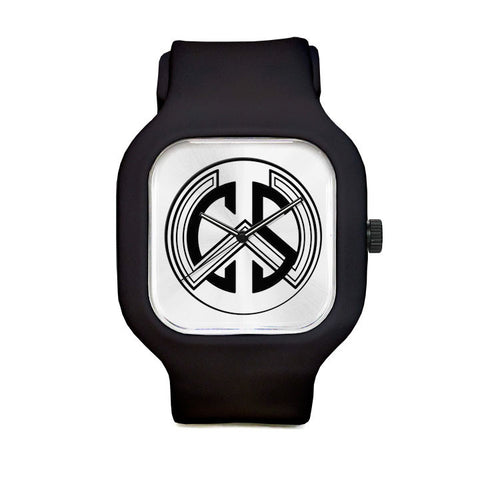 WCS Logo Sport Watch