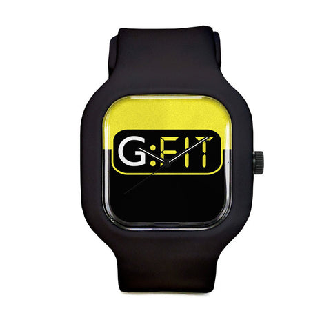 GFit Logo Sport Watch