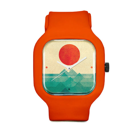 The Ocean The Sea Sport Watch