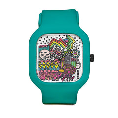 Aztec City Sport Watch