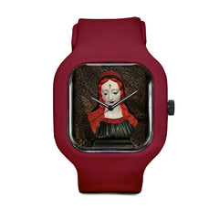 Black Mass Mary Sport Watch