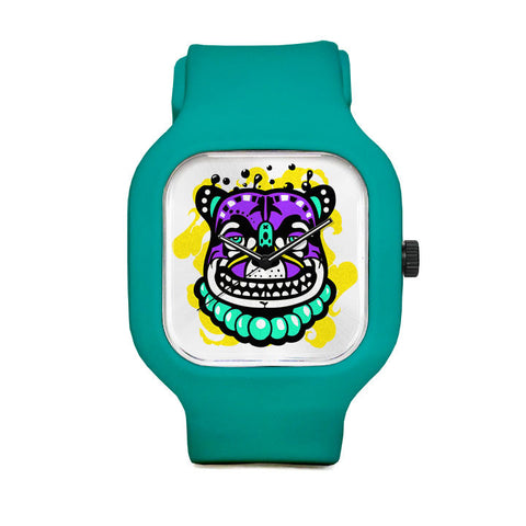 Bear Face Sport Watch