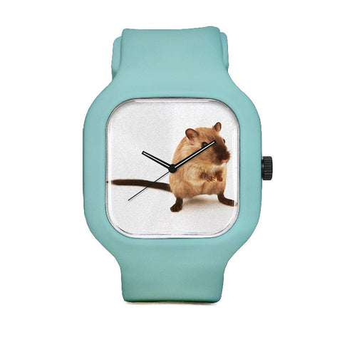 Cute Gerbil Sport Watch