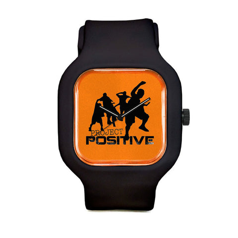 Project Positive What Time Is It Sport Watch