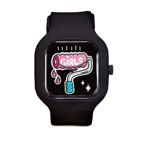 Les Girls Night Sport Watch