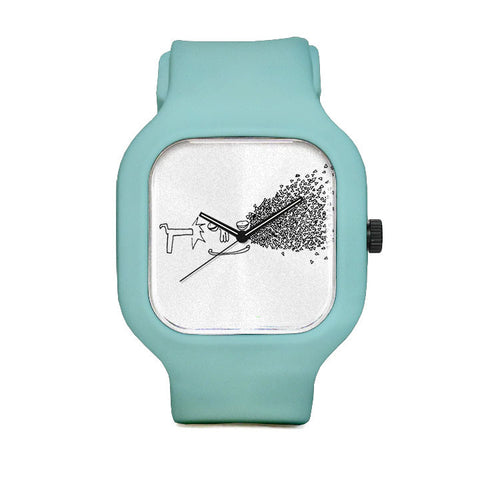 Scatter Brain Sport Watch