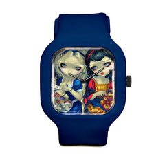 Alice and Snow White Sport Watch