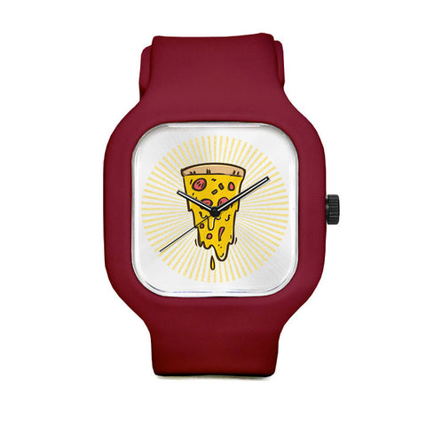 Pizza Time Sport Watch