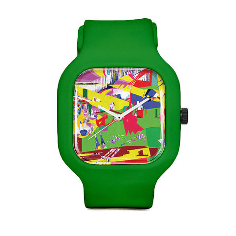 RGB XYZ Sport Watch