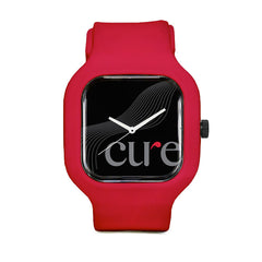 CURE Black Sport Watch