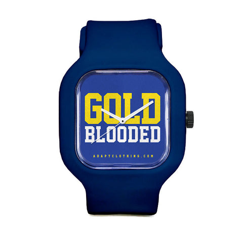 Gold Blooded Royal Sport Watch