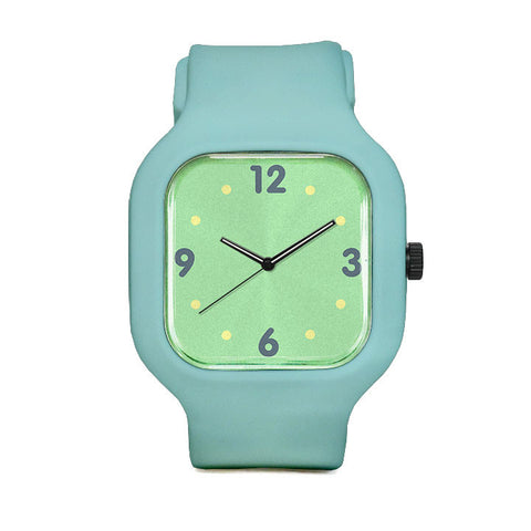 Basic Mint Sport Watch