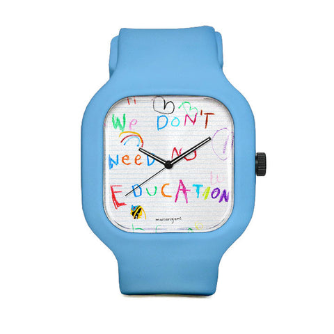 Mariorigami Back to School Sport Watch