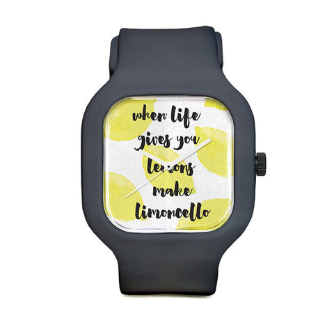 Limoncello Time Sport Watch