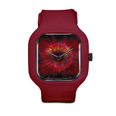 Red Planeti Sport Watch
