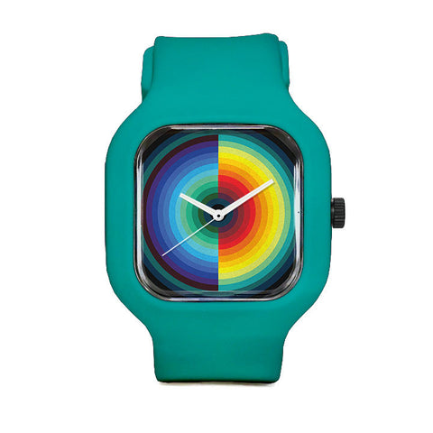 Okuda Rainbow Sport Watch