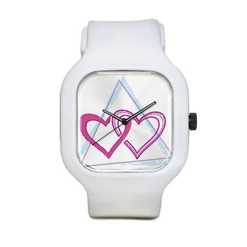 Two Hearts Sport Watch