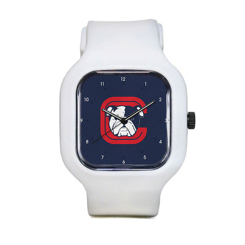 Cleveland Elementary PTA Blue Numbers Sport Watch