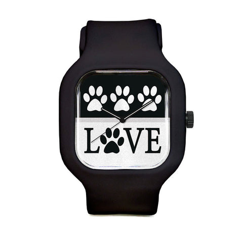 Puppy Love Watch Sport Watch