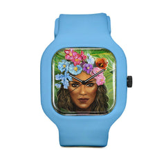 Flora Woman Sport Watch