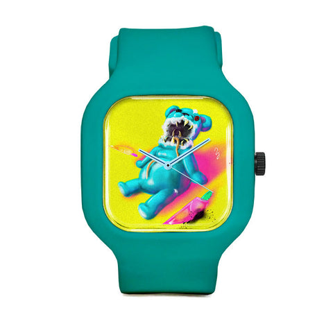 Teddy Bear Sport Watch