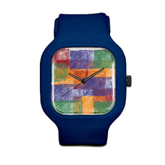 Patches Sport Watch